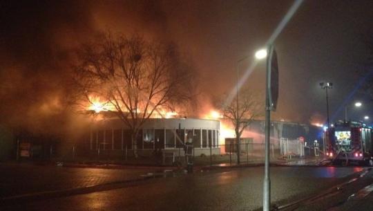 grote brand bij kringloop groenlo - nieuws - achterhoekers